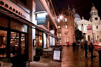 london street brasserie