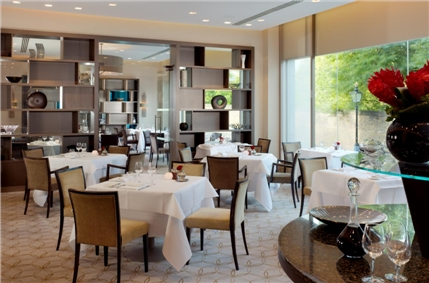 Images for royal garden hotel london deals for Terrace on the park restaurant
