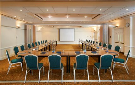 Hilton London Euston Meeting Rooms