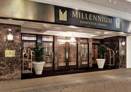 Image result for millennium gloucester hotel kensington entrance