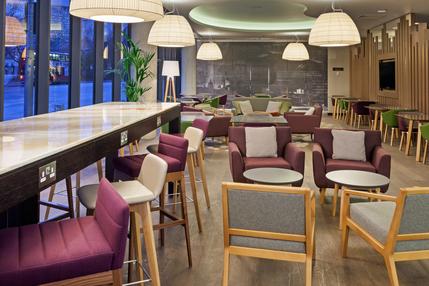 images for hampton by hilton london waterloo hotel deals. Black Bedroom Furniture Sets. Home Design Ideas