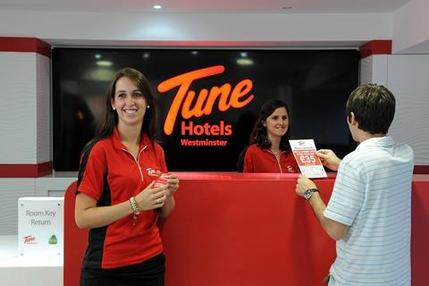 Images for Tune Hotel - Westminster, London deals