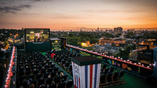 Outdoor Film Screenings in London